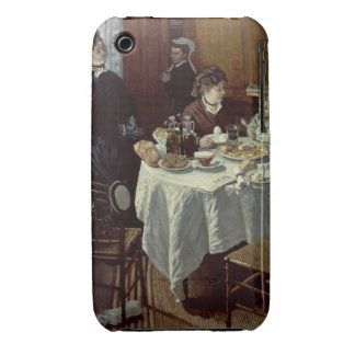 The Breakfast, 1868 (oil on canvas) iPhone 3 Cover