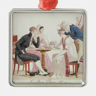 The Breakfast, from 'Bon Genre' Christmas Ornament