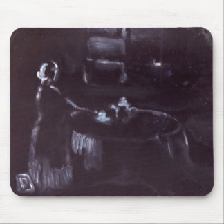 The breakfast room mouse mats