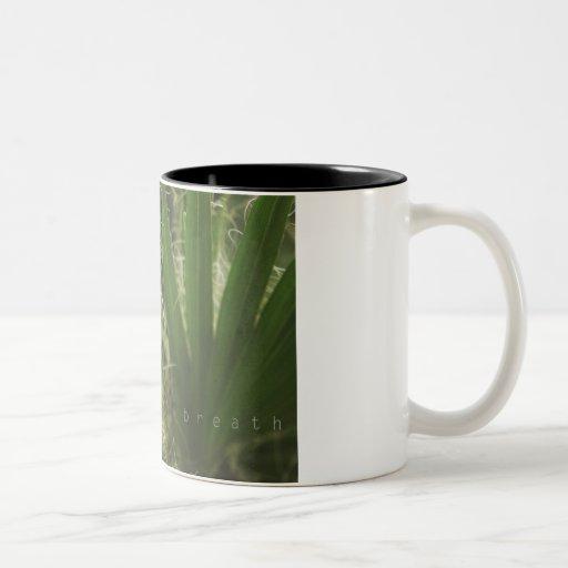 The breath mug.