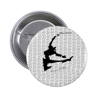 The Breath of a dancer 6 Cm Round Badge