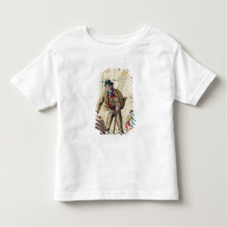 The Bricklayer's Labourer Toddler T-Shirt