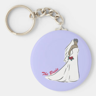 The Bride Favors Keychains