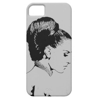 the bride iPhone 5 cases