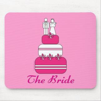 The Bride Mousepad