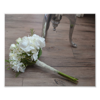 The Bride's Bouquet Fine Art Print Photo