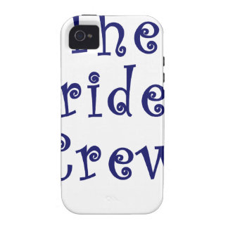 The Brides Crew iPhone 4/4S Covers