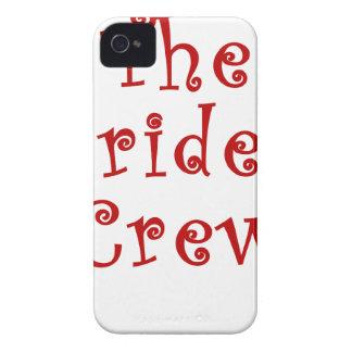 The Brides Crew iPhone 4 Case-Mate Case