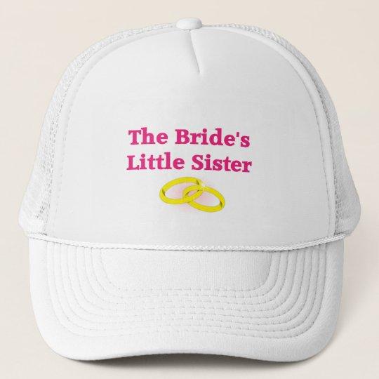 The Bride's Little Sister Trucker Hat