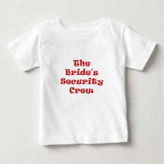 The Brides Security Crew Tshirts