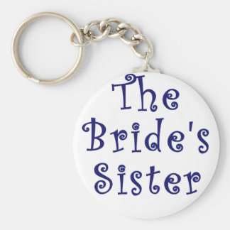 The Brides Sister Key Chains