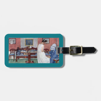The Bridesmaid Luggage Tag