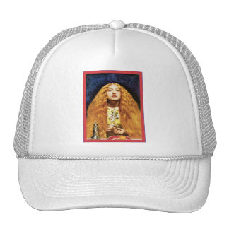 The Bridesmaid ~ Sir John Everett Millais Trucker Hat