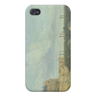 The Bridge and Castle Sant'Angelo, 1745 iPhone 4 Cover