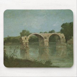 The Bridge at Ambrussum Mouse Pad