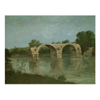 The Bridge at Ambrussum Postcard