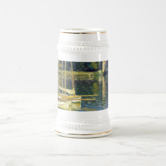 The Bridge at Argenteuil - Claude Monet Coffee Mugs