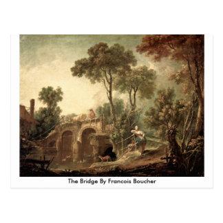 The Bridge By Francois Boucher Postcard