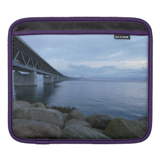 The bridge iPad sleeve