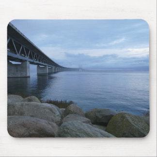 The bridge mouse mat