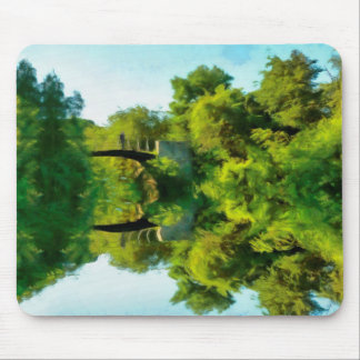 The Bridge Mouse Mat