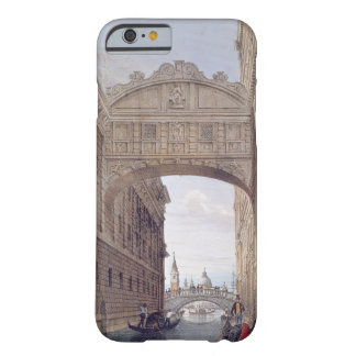 The Bridge of Sighs, Venice, engraved by Lefevre ( Barely There iPhone 6 Case
