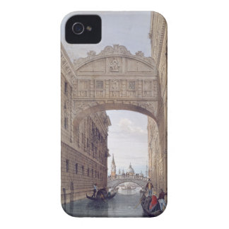 The Bridge of Sighs, Venice, engraved by Lefevre ( iPhone 4 Cases