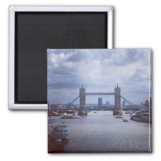 The Bridge Square Magnet