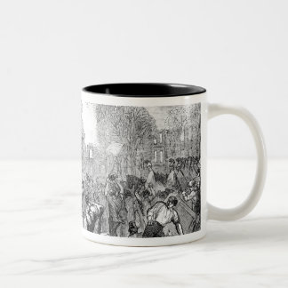 The Bristol Reform Riots Two-Tone Coffee Mug