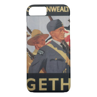 The British Commonwealth of_Propaganda Poster iPhone 7 Case