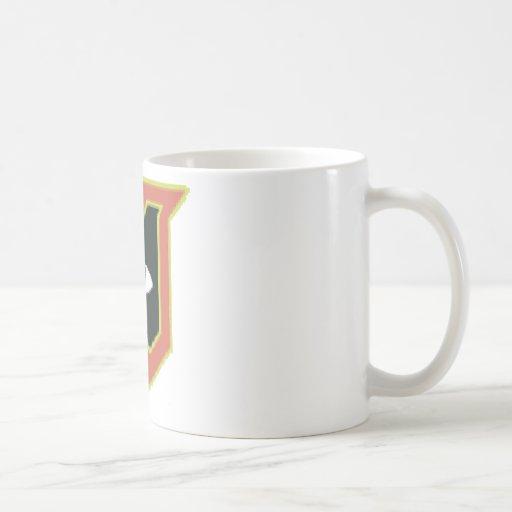 The British Guard's Division Coffee Mug