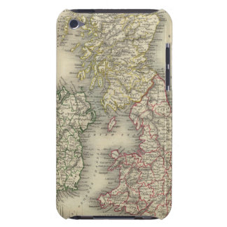 The British Isles iPod Touch Cover