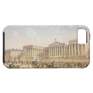 The British Museum, c.1862 (colour litho) iPhone 5 Covers