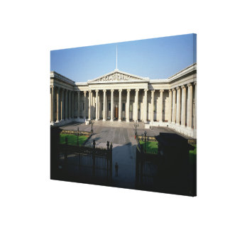 The British Museum Canvas Print