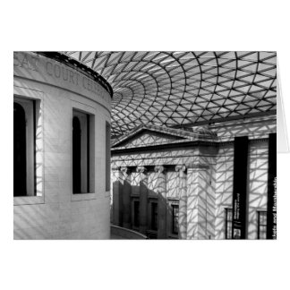 The British Museum, London Card