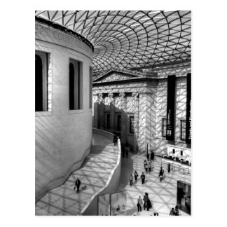 The British Museum, London Postcard