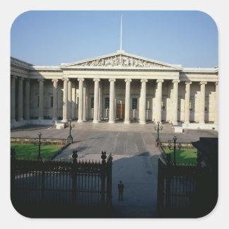The British Museum Square Sticker