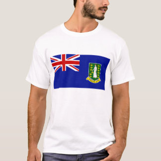 The British Virgin Islands Flag T-Shirt