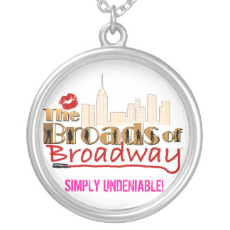 The BROADS of BROADWAY Necklace