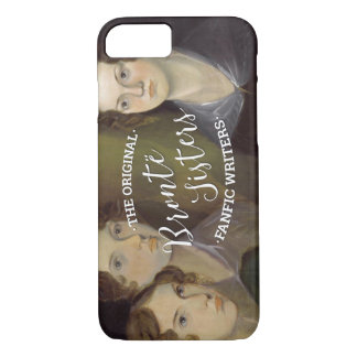 The Bronte Sisters - The Original Fanfic Writers iPhone 8/7 Case