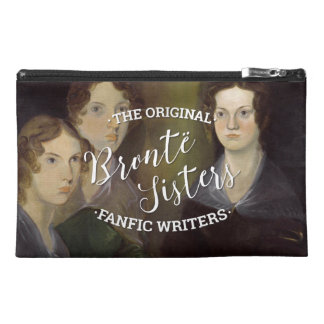 The Bronte Sisters - The Original Fanfic Writers Travel Accessories Bags