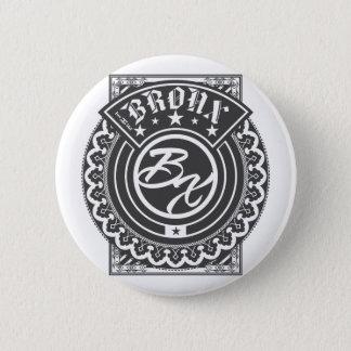 The Bronx Logo 6 Cm Round Badge