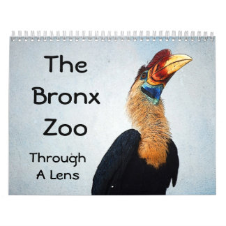 The Bronx Zoo Calendars