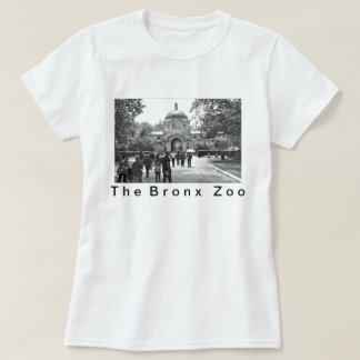 The Bronx Zoo Entrance T-Shirt