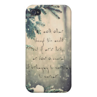 the bronze horseman quotes iPhone 4 cases