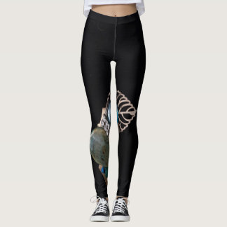 The Brooche Leggins Leggings