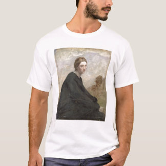 The brooding girl, c.1857 T-Shirt