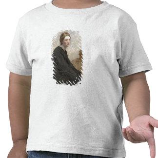 The brooding girl, c.1857 tee shirt