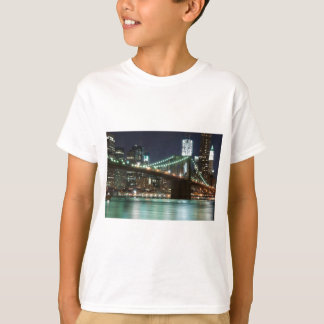 The Brooklyn Bridge - Color T-Shirt