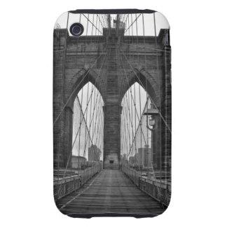 The Brooklyn Bridge in New York City iPhone 3 Tough Case